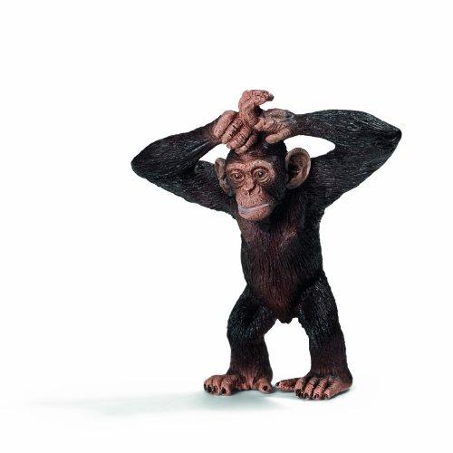 Schleich シュライヒ チンパンジー (仔)
