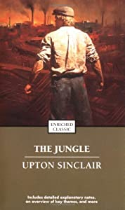 "Cover of ""The Jungle (Enriched Classics)&..."