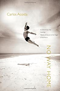 "Cover of ""No Way Home: A Dancer's Journey..."
