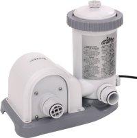 1500 gal/hr Intex Filter Pump, Krystal Clear Model 635 ...