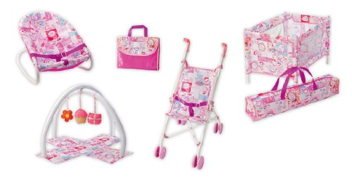 zapf creation 813935 baby born jubil ums zubeh r paket. Black Bedroom Furniture Sets. Home Design Ideas