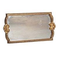 Amazon.com: Abigails Rectangle Mirror Decorative Tray