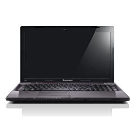 Lenovo Z570 102494U 15.6-Inch Laptop (Grey Metal)