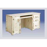Amazon.com - Log Furniture Computer Desk - Home Office Desks
