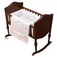 Amazon.com : bkb Royal Classic Cradle Bedding with Extra ...