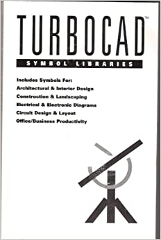 Turbocad Symbol Libraries (includes symbols for
