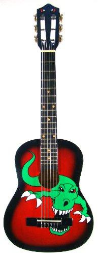 New Johnson JG-610-BL-3//4 Player Series 3//4 Size Acoustic Guitar Blue Burst