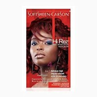 Amazon.com : Hi Rez Permanent Hair Color, Scarlet Splash ...