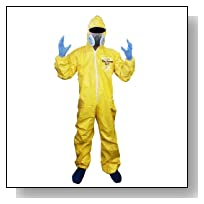 Breaking Bad Halloween Costume with Half Mask and Gloves - Medium