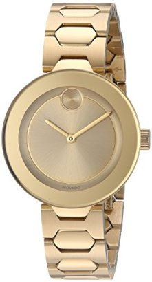 Movado-Womens-Swiss-Quartz-Tone-and-Gold-Plated-Automatic-WatchModel-3600382