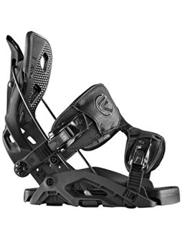 Flow Fuse Fusion Snowboard Binding Black, L