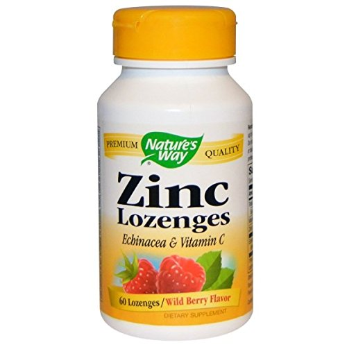 Top 5 Best zinc lozenges with echinacea & vitamin c for ...
