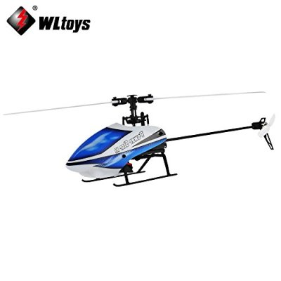 Wltoys-V977-6CH-RC-24GHz-Gyroscope-Remote-Control-Helicopter-Brushless-Flybarless-3D-Aircraft
