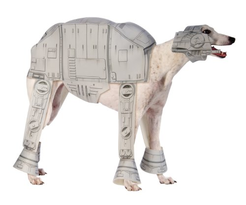 Rubies Costume Star Wars Collection Pet Costume, X-Large, At-At Imperial Walker