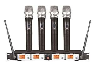 Amazon.com: GTD Audio U-504H UHF Wireless Microphone