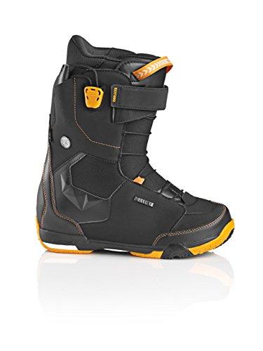 DEELUXE Snowboarding 571529-1000/9110 Empire TF Snowboard Boots, Black, Size 27