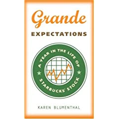 Grande Expectation book cover