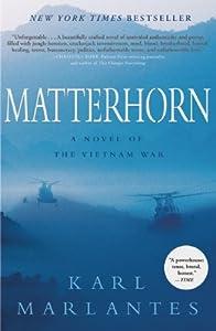 """Cover of """"Matterhorn: A Novel of the Viet..."""