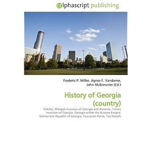 History of Georgia (alphascript 2009)