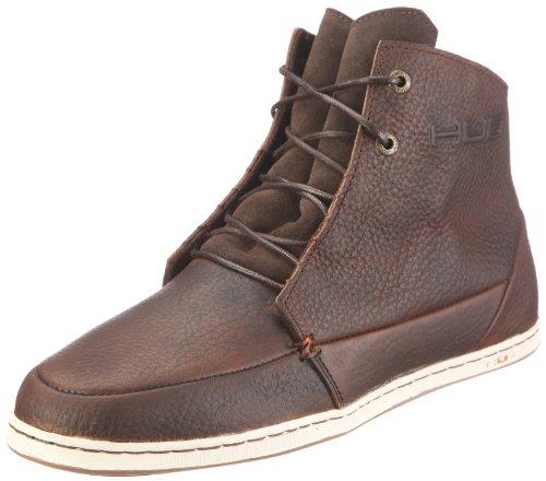 Hub Miles 111311602, Herren, Sneaker, Braun (Miles dbn/wht wl), EU 41
