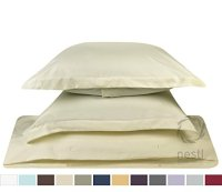 Bed-In-A-Bag 9 Piece Complete Bed Sheet Set  Queen Cream ...