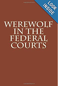 werewolves in the federal courts law
