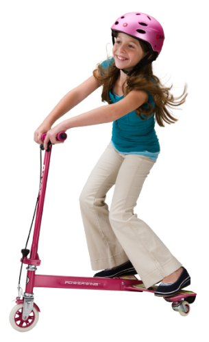 Razor PowerWing Caster Scooter (Sweet Pea)