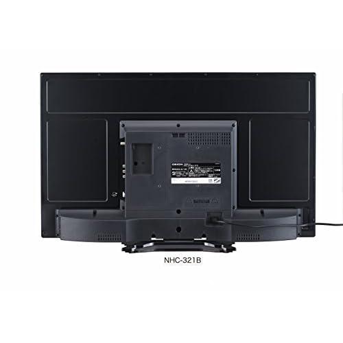 ORION(オリオン電機) 32V型 1波 ハイビジョン液晶テレビ ブルーライトガード搭載 ブラック NHC-321B (2015年発売モデル)