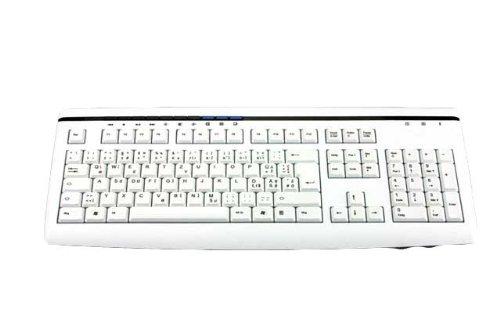 Computer Peripherie: Tastatur Polnisch Deutsch Fujitsu