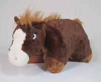"Plush Pillows: Horse Pillow Pets Stallion 18"" Plush ..."