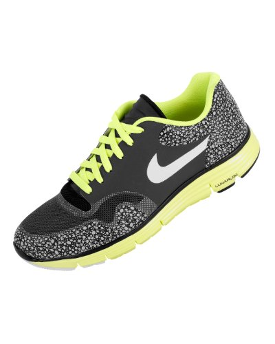 Buy Nike Lunar Safari Fuse+ Mens Running Shoes 525059-013 Anthracite 9 M US