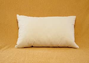 Amazoncom  16x26 Synthetic Down Pillow Form Insert