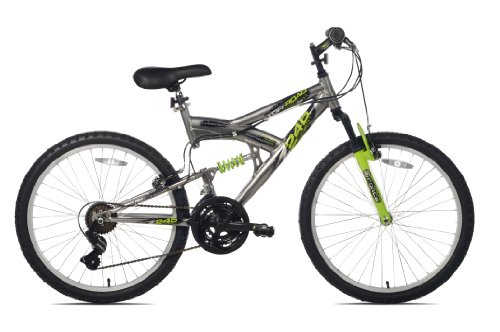 Victory Vegas Low Mountain Bike (Blue/Gray, 26 X 19-Inch