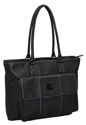 Kenneth-Cole-Reaction-Womens-Business-Computer-Tote-for-Computer-Up-To-16-Charcoal