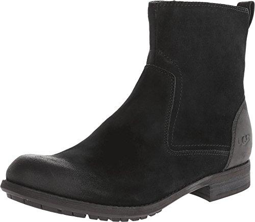 UGG Men's Dulwich Black Suede Boot 9 D (M)