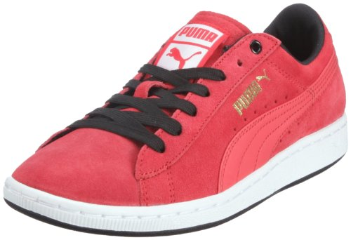 Puma Supersuede Eco Wn's 352635, Damen Sneaker, Rot (bittersweet-black 11), EU 38 (UK 5) (US 7.5)