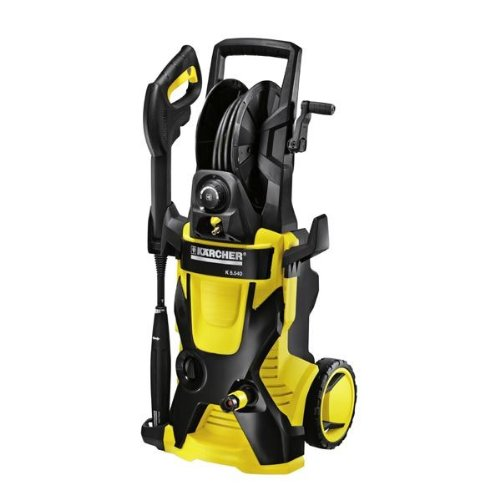 Karcher Xseries 2000PSI Electric Pressure Washer with 25-Ft Hose and Hose Reel