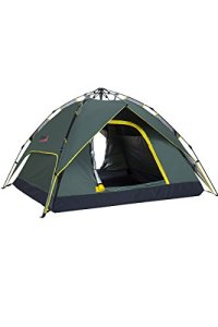Best Camping Tents 6 Person Review: Makino 2-3 person ...