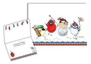 USGA Bye Bye Birdie Christmas Card Office
