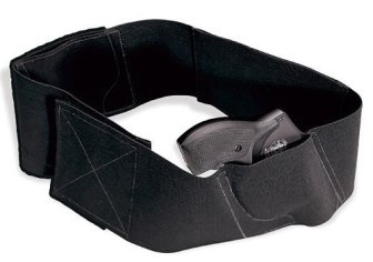 UnderTech UnderCover Original Belly Band - Black - Medium