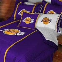 Amazon.com - NBA Los Angeles Lakers Bedding Set ...