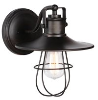 Litex OWS-AR12C Litex OWS-AR12C Outdoor Wall Sconce with ...