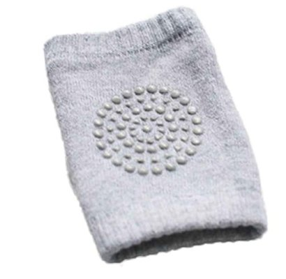 Baby-Kneecap-Coverage-Rukiwa-Baby-Crawling-Anti-Slip-Knee-Compression-Sleeve-Unisex-Kneecap-Coverage-Gray