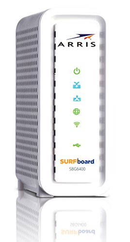 My Techno Tips: ARRIS SURFboard SBG6400 DOCSIS 3.0 Cable