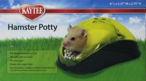 kaytee hamster potty colors