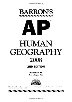 Barron's AP Human Geography, 2nd edition (Barron's How to