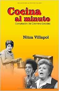Cocina al minuto Nitza Villapol Spanish Edition Nitza