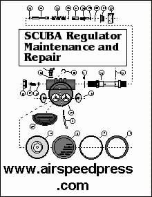 Scuba Regulator Maintenance and Repair: A Complete All