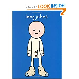 Longjohns (Board Books)