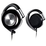 Philips Adjustable Earclip Headphones SHS4700/28 (Black) for $17.3 + Shipping